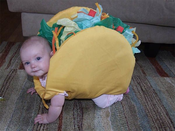 Taco Baby!: Halloweencostumes, Baby Tacos, Mr. Tacos, First Halloween, Baby Costumes, Baby Halloween Costumes, Tacos Baby, So Funny, Costumes Ideas