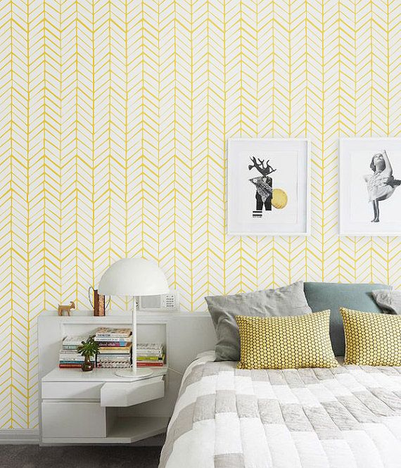 25 best ideas about chevron patterns on pinterest for Pre adhesive wallpaper