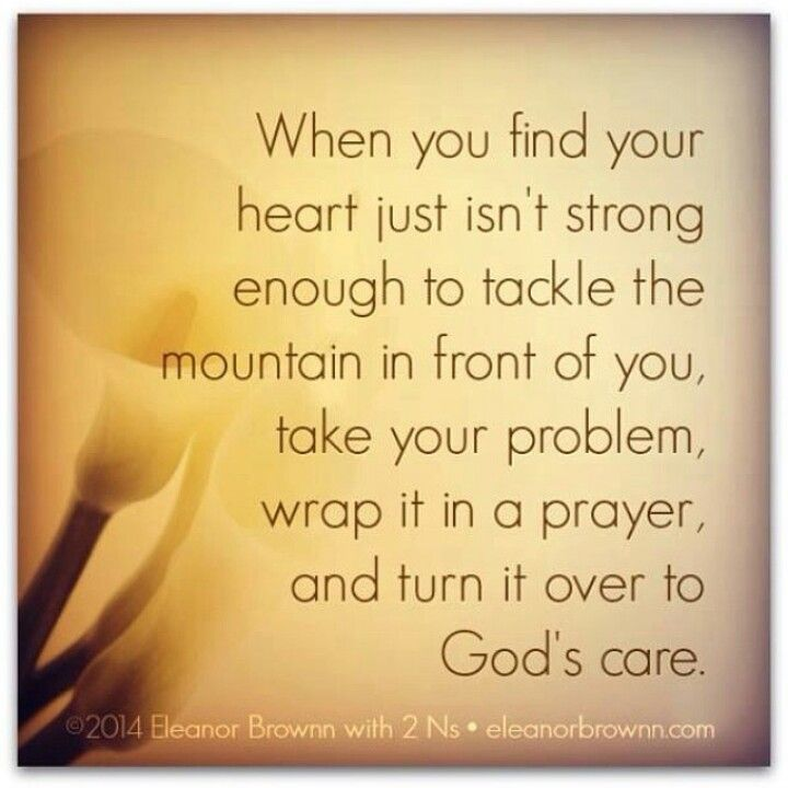 Wrap Ur Problems Up In Prayer Church Pinterest