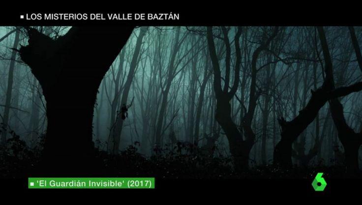 LA SEXTA TV | El Basajaun, uno de los personajes de la mitología vasco-navarra muy presentes en la película 'El Guardián Invisible'