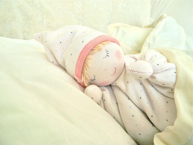 Вальдорфская кукла-бабочка / Вальдорфская кукла / PassionForum - мастер-классы по рукоделию
