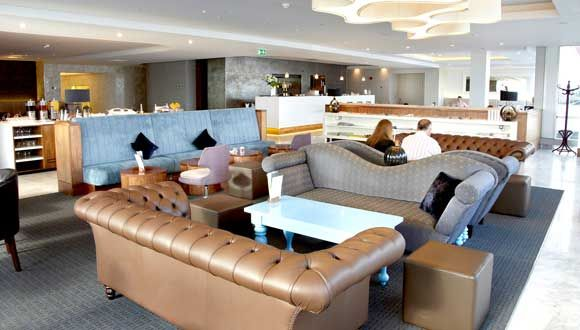 Gatwick airport lounge at North Terminal from No.1 Traveller