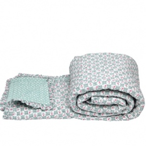 Quilt Betty (Single), Greengate quilts from Berry Red. GBP 100.