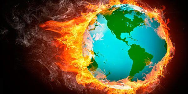 A Terra vai ferver: a previsão é de + 4° até 2100