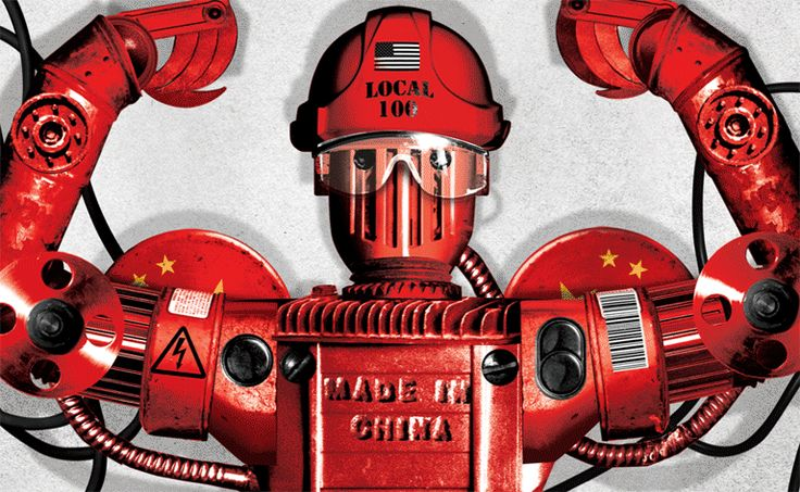 Why a huge government investment in robots may be a great way to help American workers.