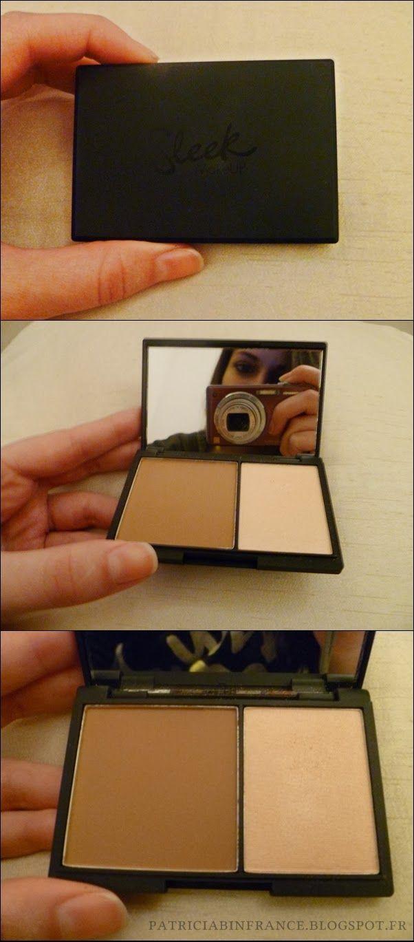 Sleek Make Up Light Contouring Kit Palette