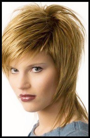 Shaggy Hairstyle #Hairstyles #Shaggyhairstyles #MessyHairstyles