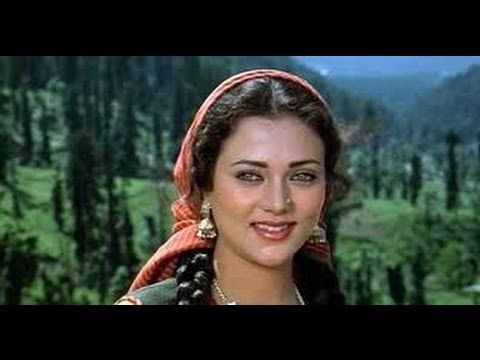 Husn Pahadon Ka Kya Kehna - Mandakini - Rajiv Kapoor - Ram Teri Ganga Maili - Old Hindi Hits - YouTube-very very old movie✿⊱╮