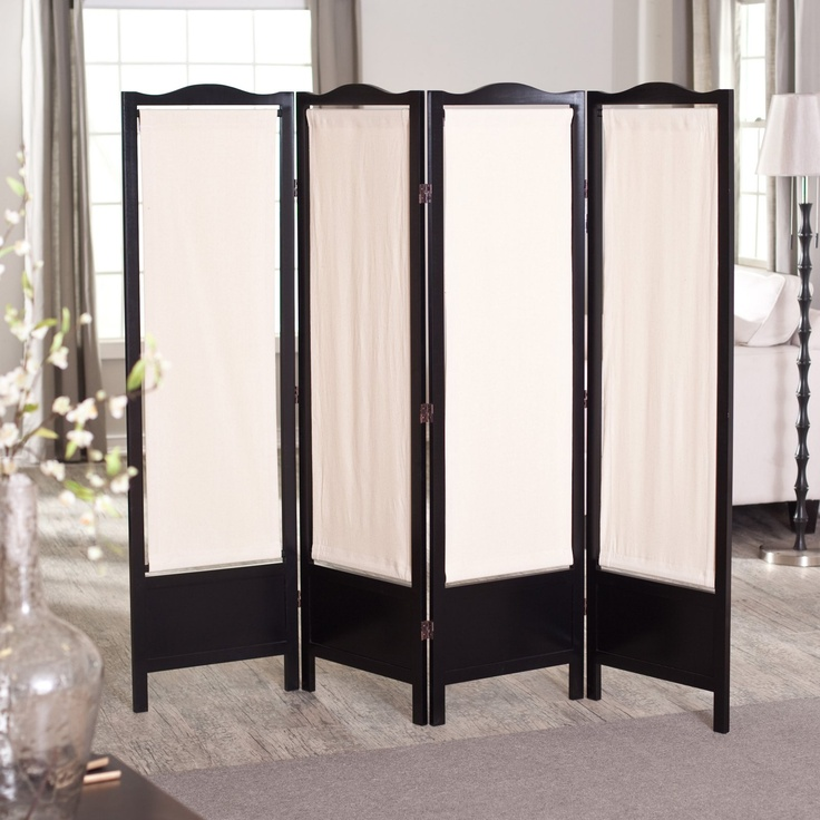 Room dividers: Decor Rooms, Rosewood Rooms, Canvas Screens, Bedrooms Dividers, Panels Rooms, Wood Frames, Brooks Canvas, Cute Rooms, Panels Screens