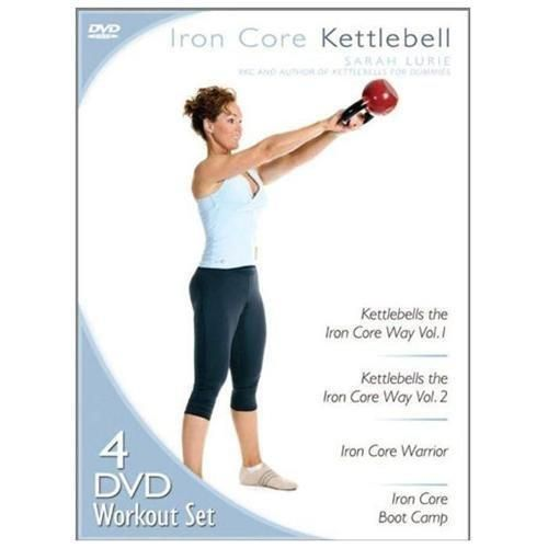Iron Core Kettlebell DVD 2011 4 Disc Set New in Package 683904510600 | eBay