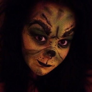 The grinch face painting ideas designs amp pictures snazaroo