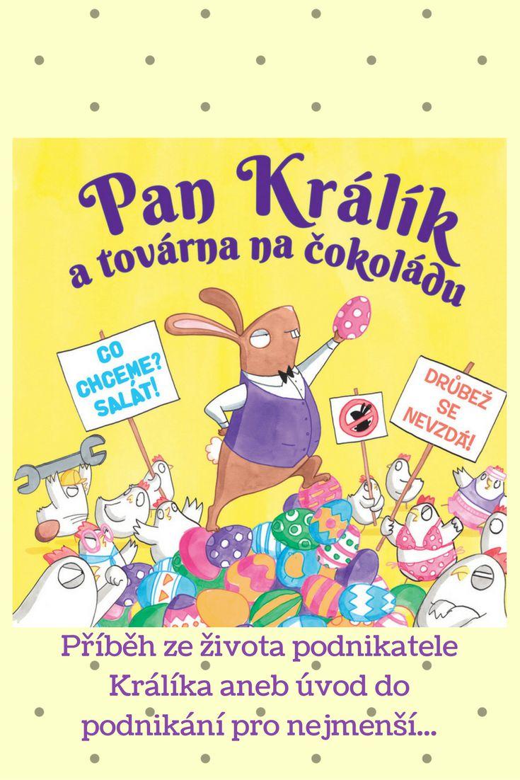 Víte, jak se vyrábějí čokoládová vajíčka? Možná to není tak jednoduché, jak si myslíte! V továrně, kterou řídí králík (pro vás pan Králík), mají poslední dobou dost napilno. Šéf se rozhodl zvýšit výrobu a slepičky dělnice i jednorožec Edgar, kontrolor kvality, z toho mají pořádně zamotanou hlavu. Když dojde k několika pracovním úrazům, vstupují do stávky. Pan Králík je však natolik posedlý svou vizí, že se rozhodne ve výrobě pokračovat sám… Víc si budete muset přečíst. #pohadka #kniha #deti