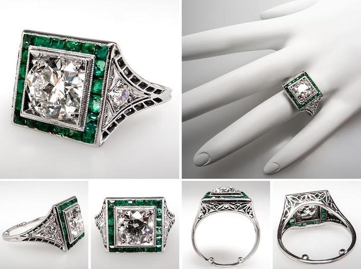 Emerald Vs Diamond