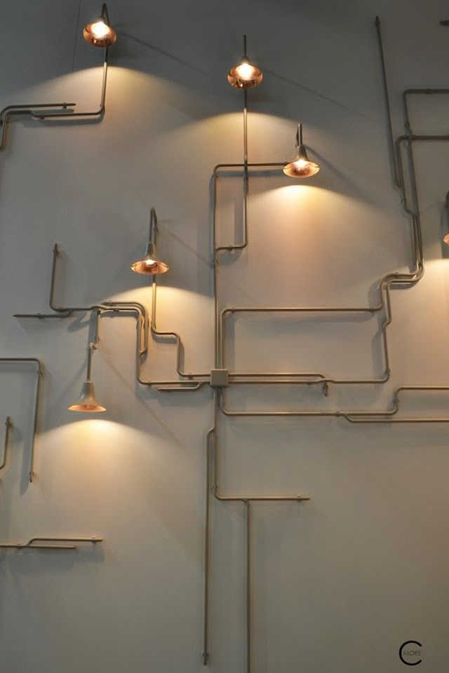 barefootstyling.com Lighting fixtures by Ontwerp Duo for & Tradition spotted by C-More interiorblog at IMM Cologne 2015 C-More  design + interieur + trends + prognose + concept + advies + ontwerp + cursus + workshops