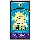 Precise Holistic Complete Lamb & Turkey Grain-Free Dry Dog Food