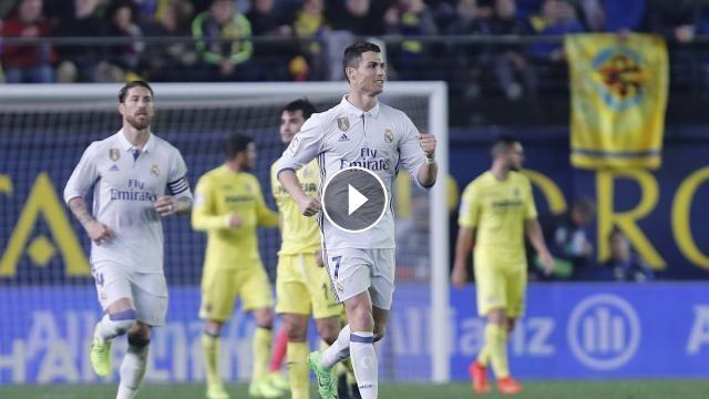 Villarreal vs Real Madrid Full Time Video Highlights and Goals - La Liga - February 26, 2017. Watch extended video highlights of Spanish La Liga match...