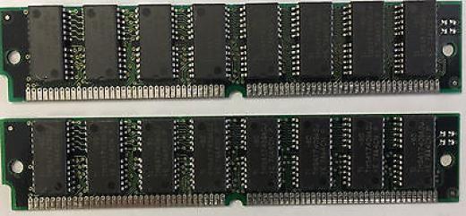 32mb (2 X 16mb) Edo Non-parity 60ns Simm 72 Pin 5v 4x32 Memory Ram 16mb 2 Dram
