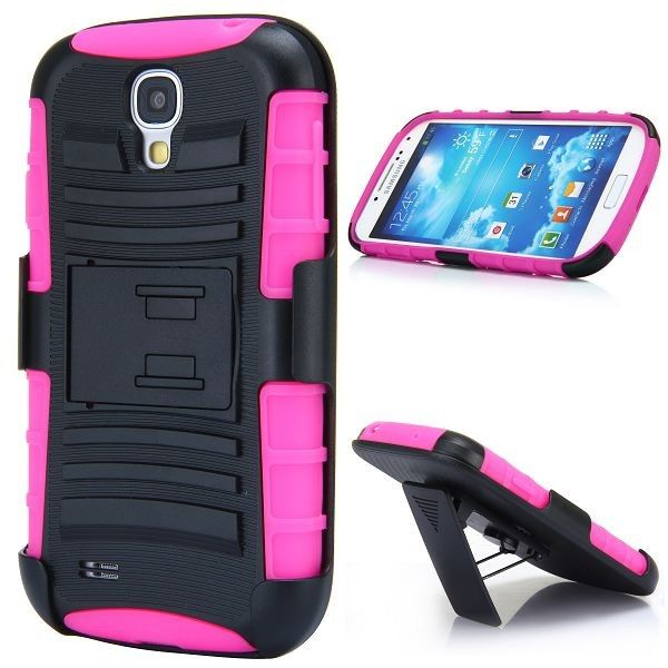 Ranger (Sterk Rosa) Samsung Galaxy S4 Case