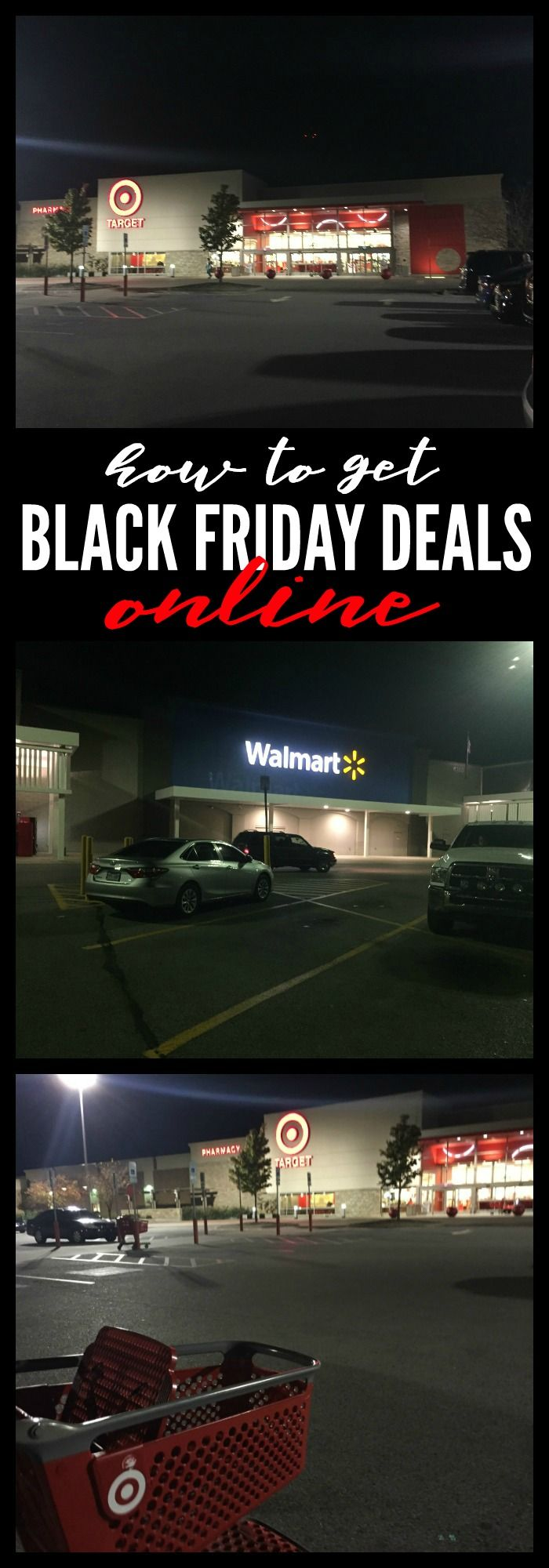 Secrets to Black Friday Shopping Online that no one tells you! Learn how to get Black Friday Deals online and get Hot Deal Alerts when new Black Friday Ads are released!