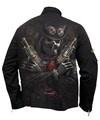 Jacket Men's Orient Goth Steampunk Bandit (black) - rockcollection.co.uk - $736nok e/ fortolling