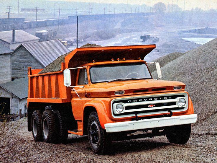 Chevrolet M80 ★。☆。JpM ENTERTAINMENT ☆。★。 GM Trucks 1960
