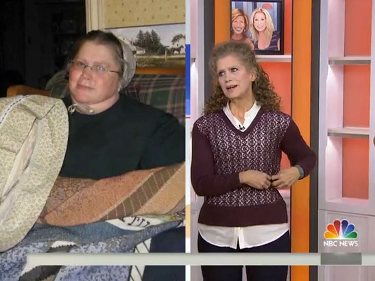 Jennifer Butters: Mennonite Woman Had to Leave Church to Join Weight Watchers : People.com