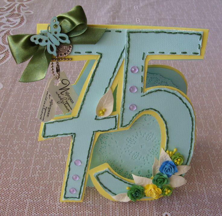 75 urodziny