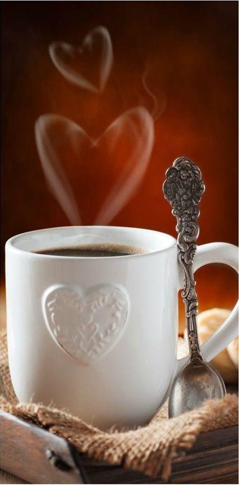 Утро с кофе)