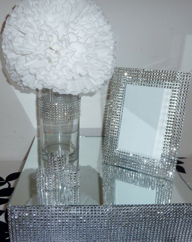5x7 silver bling faux rhinestone wedding frame sweetheart head table number escort card centerpiece holds 4x6 photo teacher mothers day gift by aprincesspractically on Etsy https://www.etsy.com/listing/158102106/5x7-silver-bling-faux-rhinestone-wedding