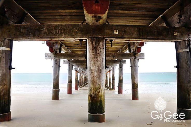 On and on and on... Urangan Pier - Hervey Bay - Queensland
