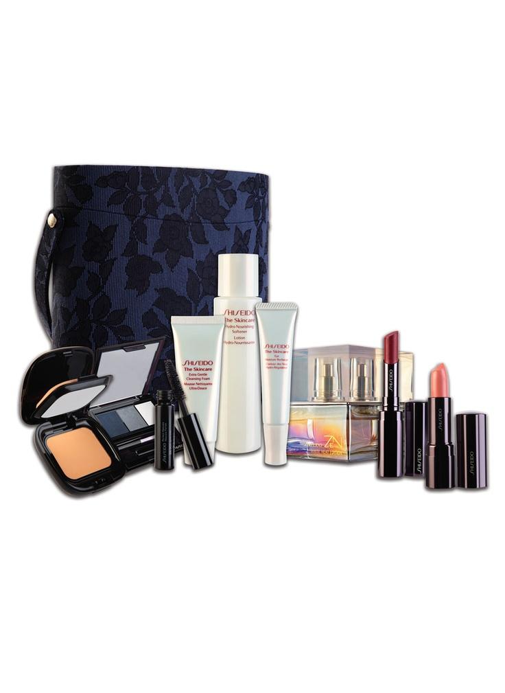 Shiseido Zen Box , 250 TL ve üzeri alışverişe 1.000.00 TL yerine 159 TL