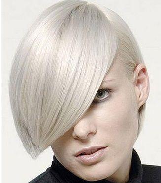 Braune haare silberblond farben moderne m nnliche und - Bob silberblond ...