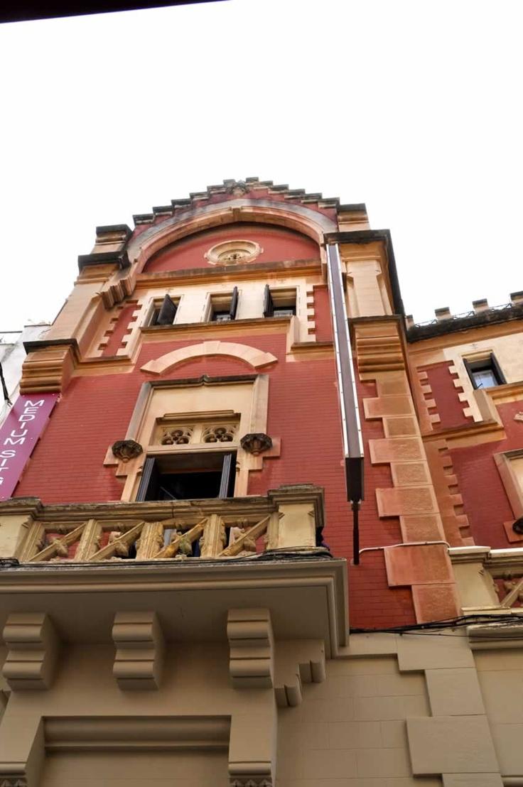 17 best images about sitges ruta tur stica casas - Hotel casa vilella ...