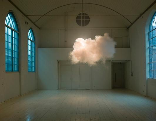 Berndnaut Smilde, Indoor Cloud
