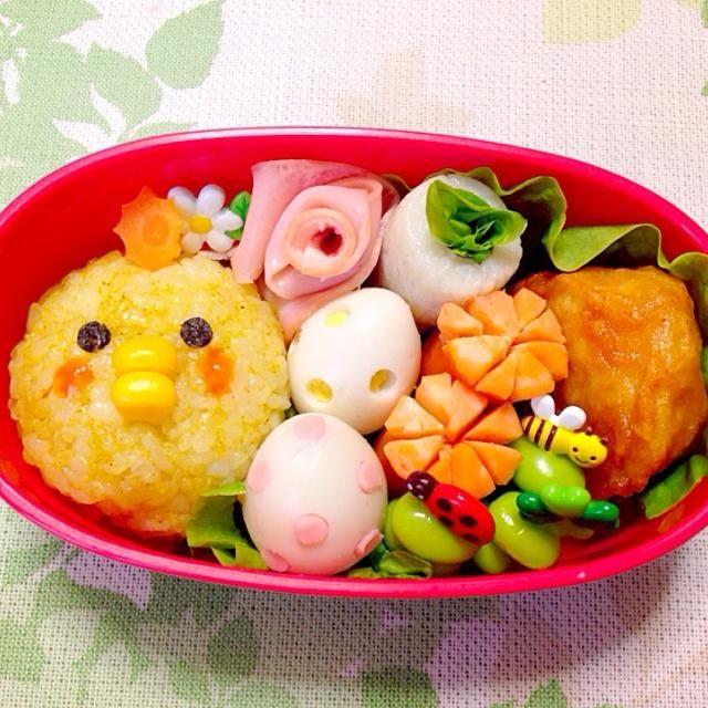 うずらの卵は、ストローで抜いて魚肉ソーセージを詰めてみました^_^ - 17件のもぐもぐ - こけこっこと卵♪ by mssc1014