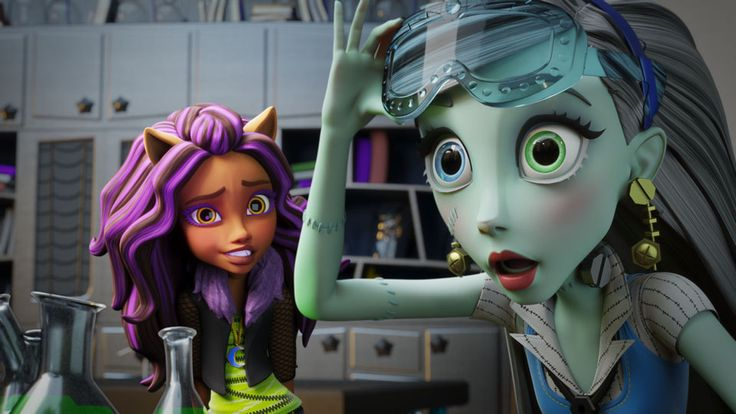 Monster High: Welcome to Monster High Image 2