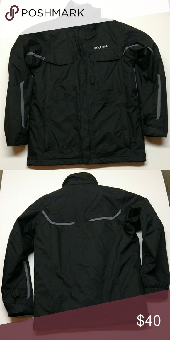 Mens Coumbia bugaboo winter jacket size small Gently Worn Columbia Jackets & Coats Ski & Snowboard