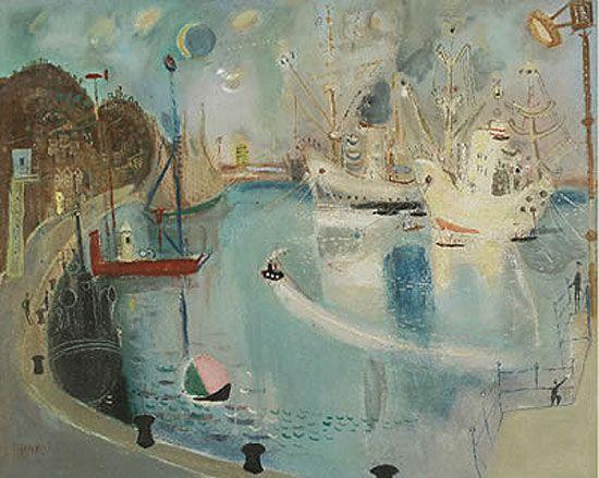 Нахум Гутман - израильский художник