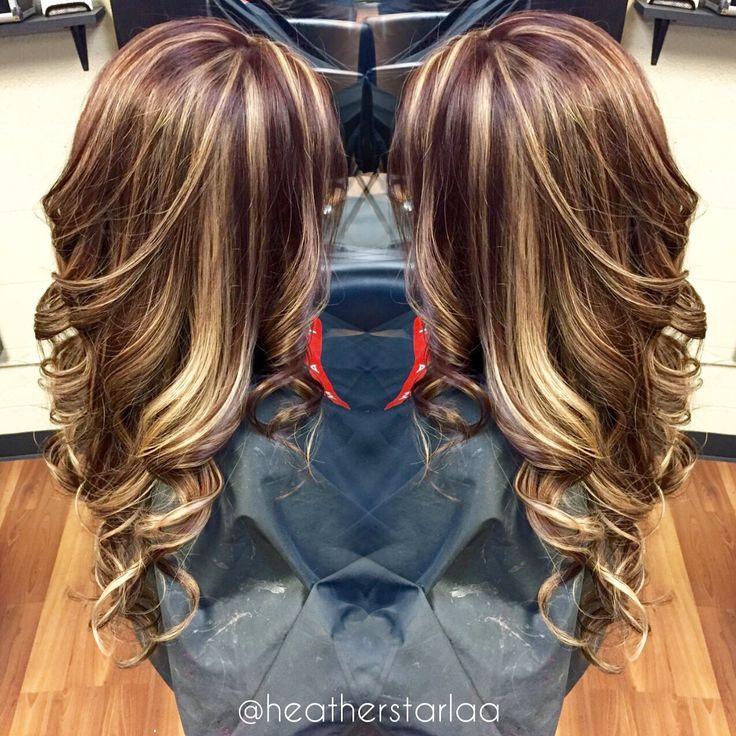 Pleasing 1000 Ideas About Brown Blonde Highlights On Pinterest Blonde Short Hairstyles For Black Women Fulllsitofus