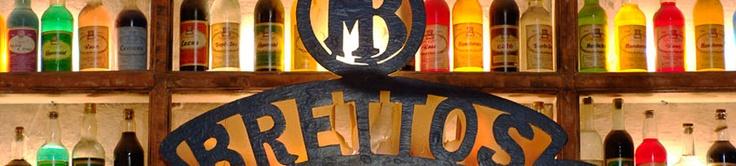 Brettos Distillery  41 Kidathineon Street  10558 Athens  Telephone +30 210 323 2110  Web www.brettosplaka.com