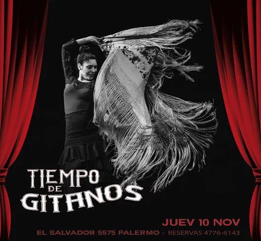 Y no te pierdas este Jueves el Show de: Verónica Nieto y Juan Ayala al baile, Adrián Barrionuevo al cante y Fernando Herrera al toque.  Reservas: 4776-6143
