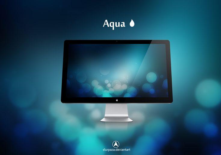 Aqua by Slurpaza.deviantart.com on @deviantART