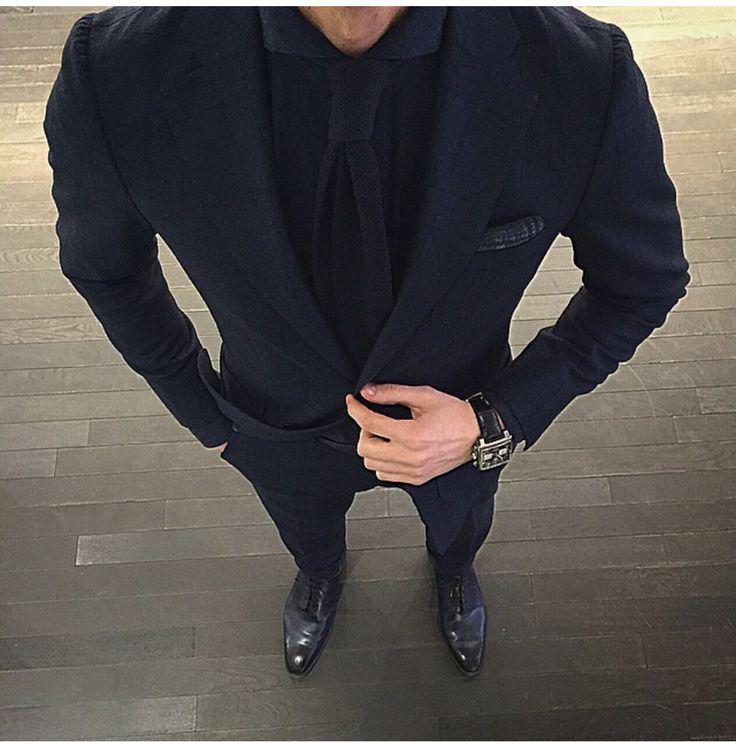 all black suit vest - photo #49