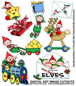 Special Delivery Elves Cutoutshttp://anniethingspossible.stores.yahoo.net/christmas.html