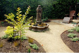 How to Put a Crushed Granite Walkway in Your Backyard | eHow