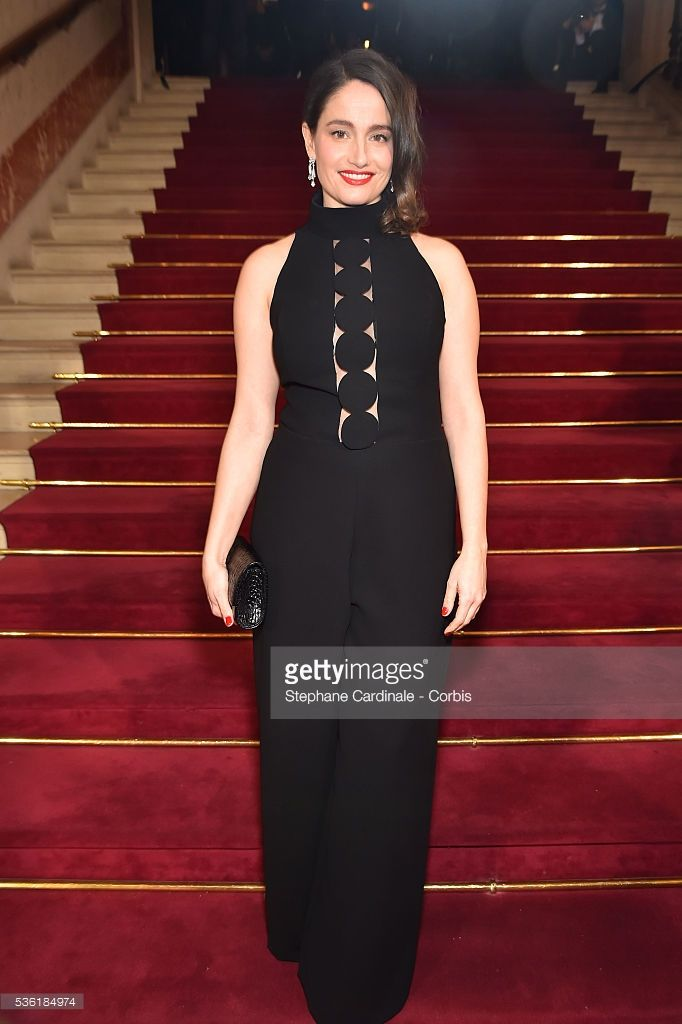 Photo d'actualité : Actress Marie Gillain attends the Cesar Film...