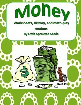 This is a worksheet that is all about money. It includes biographies of each president that appear on our currently used currency. It also includes worksheets like: coin coloring, coin rubbing, coin exploring, and matching. It is designed to have children understand who is on the money itself, currency amounts, and visual identification.