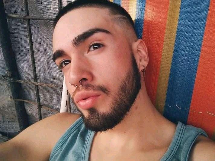 Barba Adolescente Barba Estilos De Cabello Y Barba Barbas