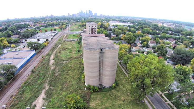 Grain silo multifamily site in NE Minneapolis for sale - Minneapolis / St. Paul Business Journal
