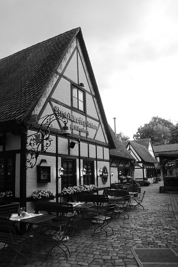 Old house, Nurnberg